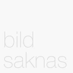 Ergo sadelstol, vinklet, svart