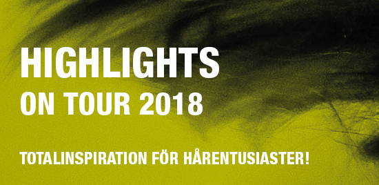 Highlights on tour med frisöfröretagarna